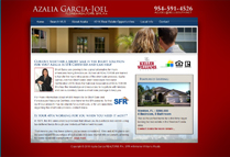 Weston Real Estate Agent Website